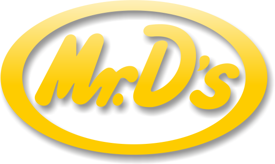 Mr D's Logo Large